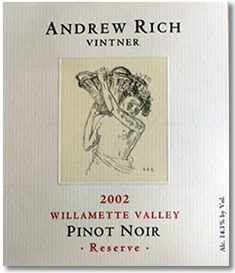Andrew Rich Wines