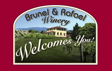 Brunel and Rafael Winery
