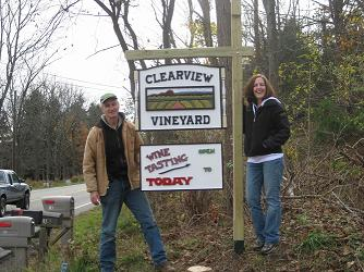 Clearview Vineyard