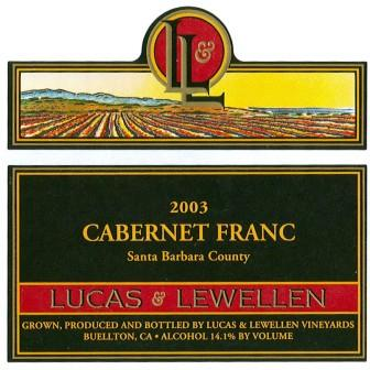 Lucas & Lewellen Vineyards