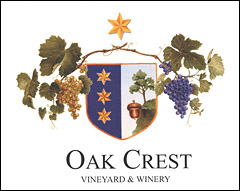 Oak Crest Vineyard & Winery