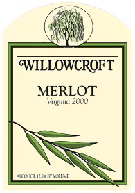 Willowcroft Farm Vineyards