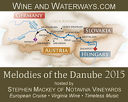 Melodies of the Danube 2015