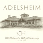 Adelsheim CH - Stainless Steel Fermented Chardonnay