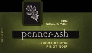 PENNER-ASH GOLDSCHMIDT VINEYARDS PINOT NOIR