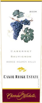 Canoe Ridge Estate Cabernet Sauvignon
