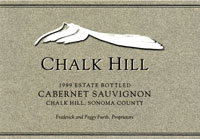 Chalk Hill Estate Bottled Cabernet Sauvignon